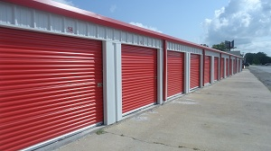 A-Lert Building Systems Single Story Storage Facility
